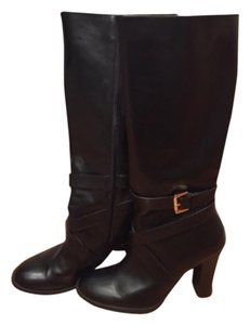 Chaps Blac Boots