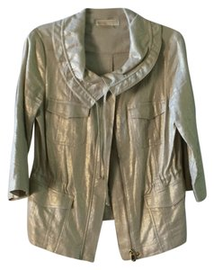 Michael by Michael Kors Gold Jacket