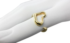 Tiffany & Co. * Tiffany & Co. 18K Yellow Gold Elsa Peretti Heart Ring