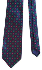 Moschino Moschino Peace and Love Tie