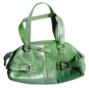 Franco Sarto Purse Satchel in Green