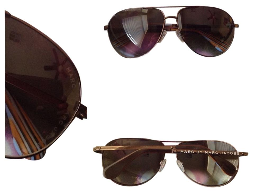 93a01b8fdf4 Marc by Marc Jacobs Marc by Marc Jacobs MMJ004 S YDZ02 Aviator Sunglasses  ...