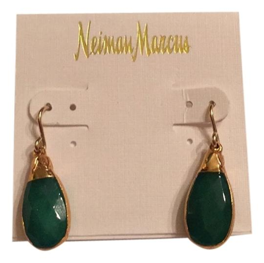Preload https://item1.tradesy.com/images/green-onyx-and-24k-gold-earrings-6131665-0-0.jpg?width=440&height=440