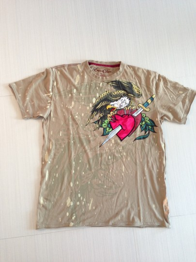Edward Dada Mens tee with Eagle Design