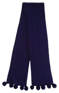 Other Purple Alpaca scarf with balls
