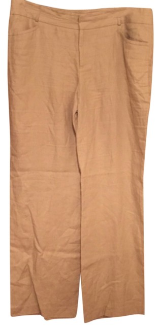 Preload https://item2.tradesy.com/images/michael-kors-beige-trousers-size-14-l-34-6132916-0-0.jpg?width=400&height=650