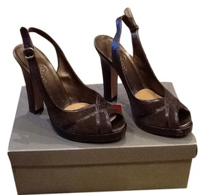 Cole Haan Brown Pumps