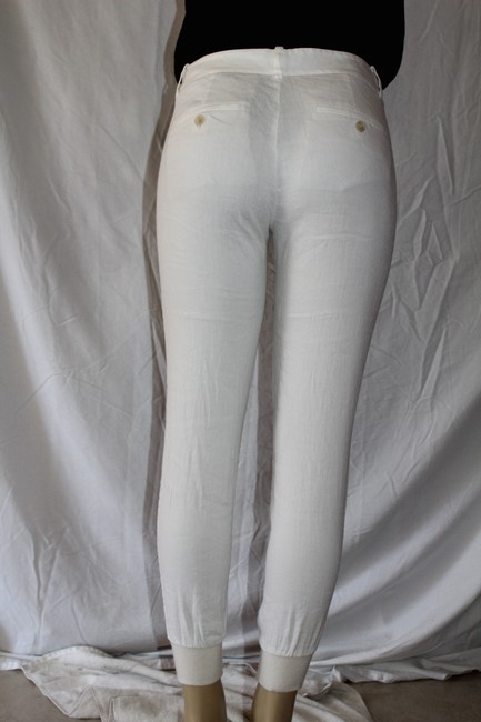 Vince Trouser Pants white