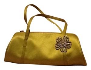 Nine West Satchel in Chartreuse