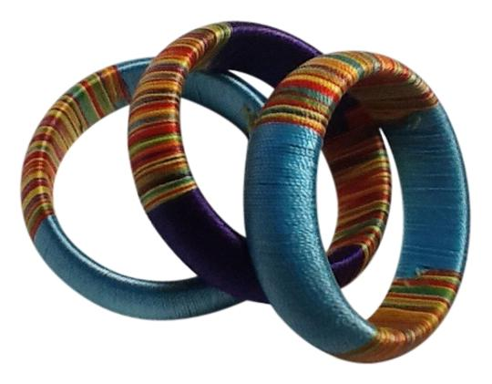 Other thread wrapped bangles