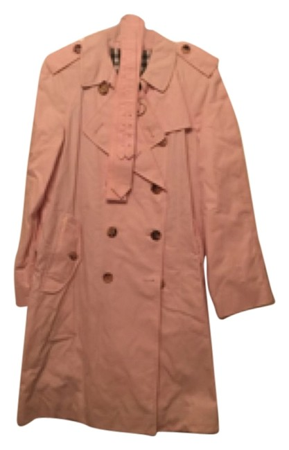 Preload https://item4.tradesy.com/images/burberry-london-pink-nc1-trench-coat-size-10-m-6136723-0-0.jpg?width=400&height=650