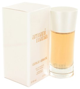 Giorgio Armani Mania By Giorgio Armani Eau De Parfum Spray (New Version White Box) 1.7 Oz