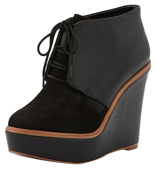 Preload https://item2.tradesy.com/images/kooba-black-nora-suedeleather-wedge-bootie-platforms-size-us-85-regular-m-b-6138346-0-0.jpg?width=440&height=440