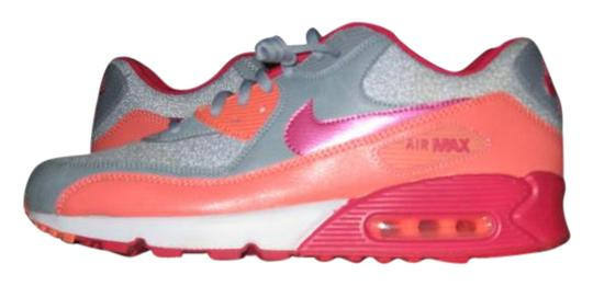 Nike Leather Multi-Color Athletic