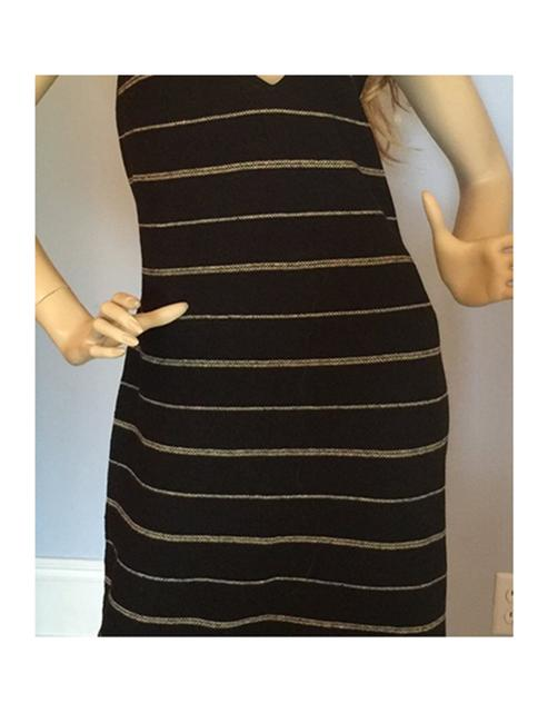 Ralph Lauren short dress Black Stripes Sweater on Tradesy