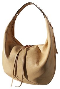 Rebecca Minkoff Bailey Hobo Rose Gold Hardware Tassels Shoulder Bag