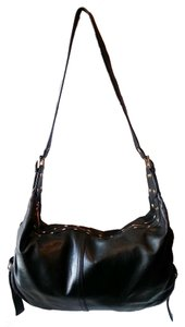 Rough Roses Messenger Shoulder Hobo Bag