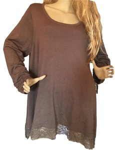 Alfani Boho Bohemian Wool Sweater Tunic