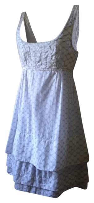 Marc by Marc Jacobs short dress White and Gray on Tradesy