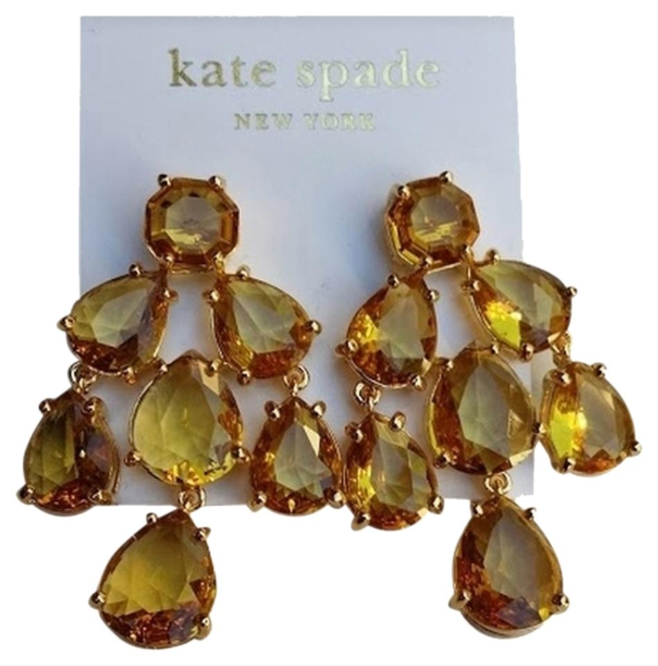 Kate Spade Colorado (Amber) Ny Chandelier Stone Amber Seasonless ...