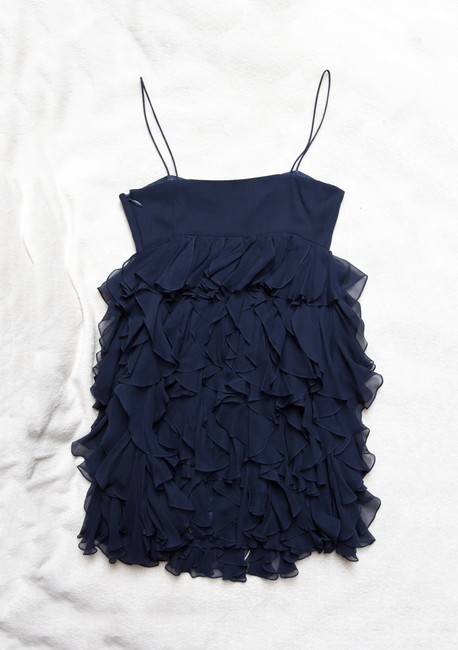 Juicy Couture Silk Babydoll Dress