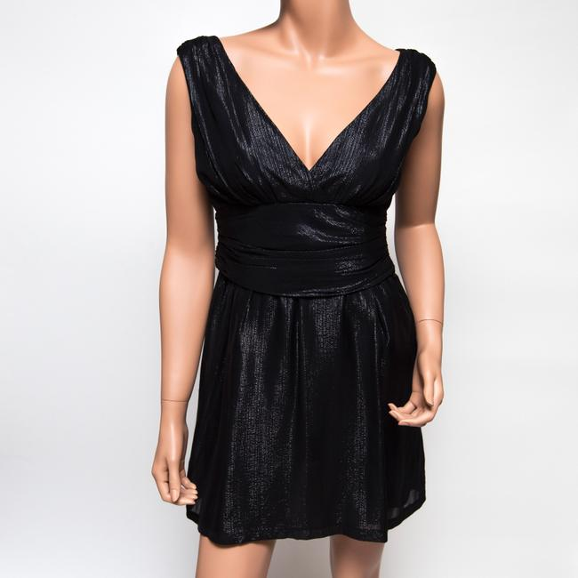 Preload https://item3.tradesy.com/images/twelfth-st-by-cynthia-vincent-black-sexy-v-neck-silk-above-knee-night-out-dress-size-petite-4-s-6143707-0-1.jpg?width=400&height=650