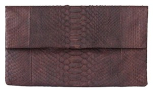 Fig Tree Accessories brown burg Clutch