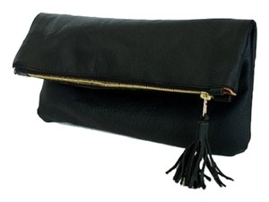 Fig Tree Black Clutch