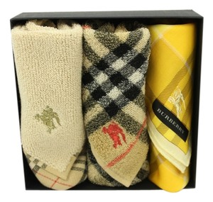Burberry [ENTERPRISE]BBSL03 Burberry Towels & Handkerchiefs
