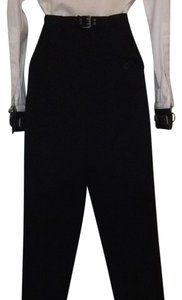 Jean-Paul Gaultier Trouser Pants Blac