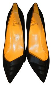 Christian Louboutin Made In Italy Black Pumps