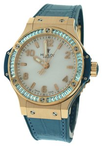 Hublot Hublot Big Bang Tutti Frutti 361.PL.2010.LR.1907 Gold Quartz Watch