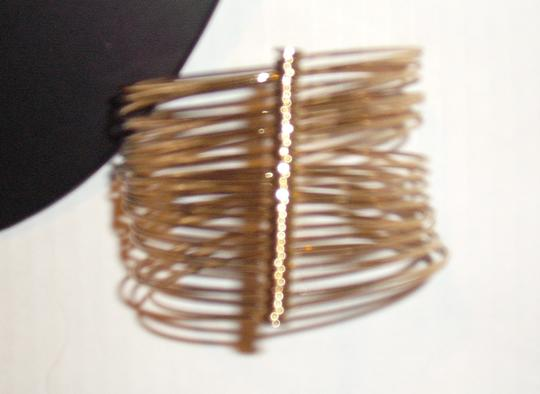 Other Wrapped Gold Cuff Bracelet NWOT