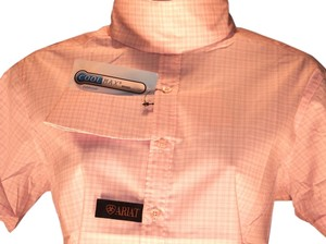 Ariat Button Down Shirt Pink