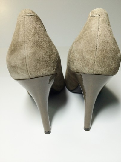 Nine West #heels #ninewest #suedeheels #enhancingo Taupe Pumps