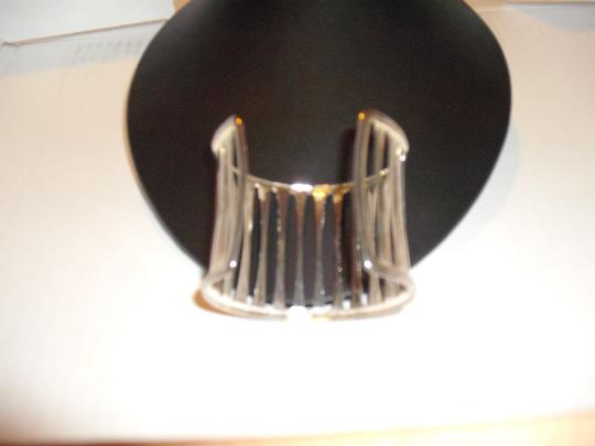 Other Shiny Silver Bracelet Cuff