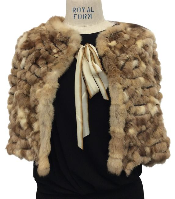 Preload https://item4.tradesy.com/images/cassin-golden-sable-fur-ponchocape-size-8-m-6148018-0-0.jpg?width=400&height=650
