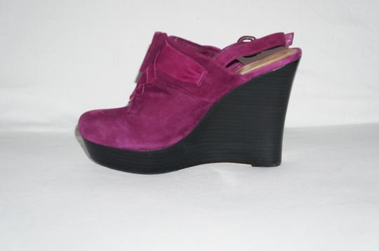 Nanette Lepore Mulberry Wedges
