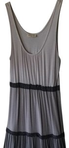 Grey Maxi Dress by The rag story
