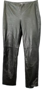 Leather Soft Supple Pants