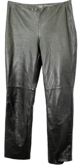Other Leather Soft Supple Pants