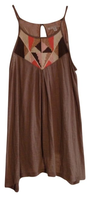 Preload https://item3.tradesy.com/images/american-eagle-outfitters-tan-tank-topcami-size-8-m-6149227-0-0.jpg?width=400&height=650