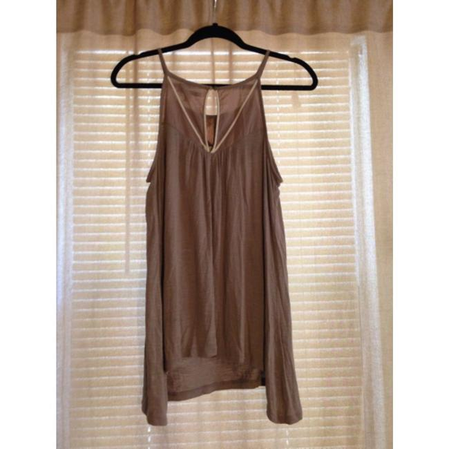 American Eagle Outfitters Top Tan