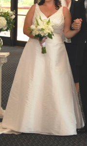 Casablanca Custom Casablanca Wedding Dress Wedding Dress