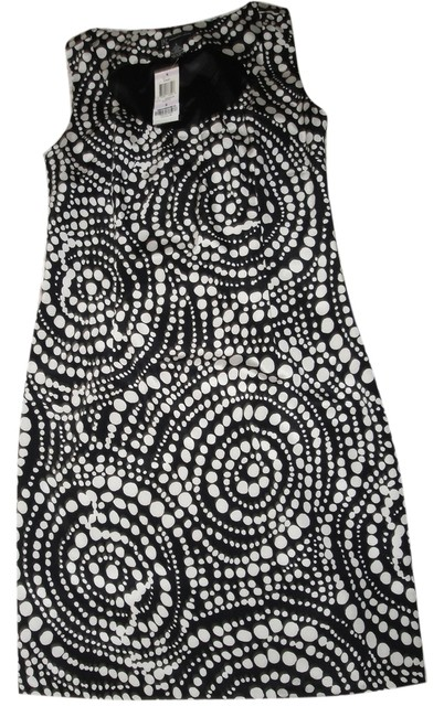 Preload https://item2.tradesy.com/images/inc-international-concepts-silk-dress-black-and-white-scope-dot-pattern-6150046-0-0.jpg?width=400&height=650