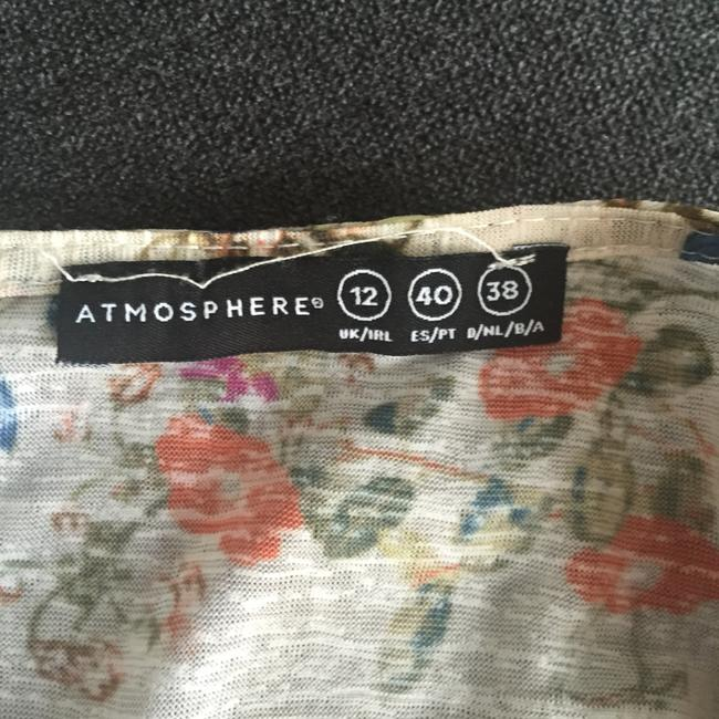 French Atmosphere Top Floral