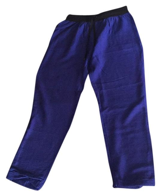 Emme Relaxed Pants Blue