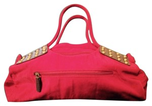 Love Squared Satchel in Red