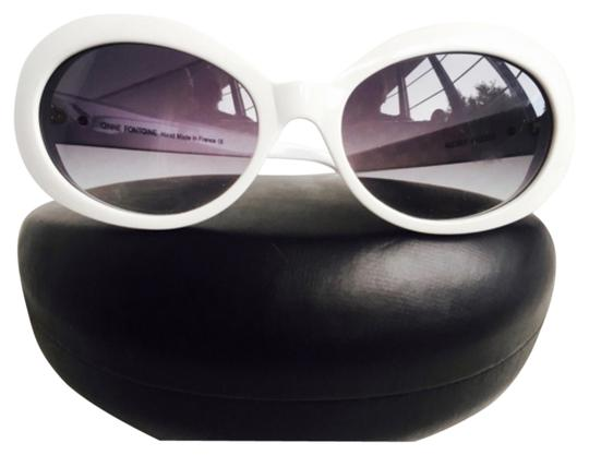 Preload https://item1.tradesy.com/images/anne-fontaine-white-like-new-sunglasses-6151570-0-0.jpg?width=440&height=440