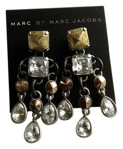 Marc by Marc Jacobs NEW Marc by Marc Jacobs Claude Clear Chandelier Earrings